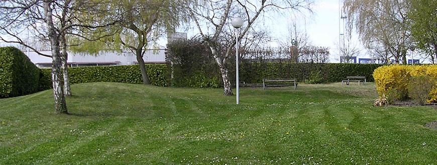 Entretien D Espaces Verts